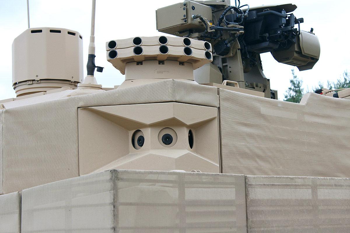 Leopard MBT 1/2 - Page 7 MBT-Revolution-1